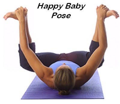 Happy Baby Pose
