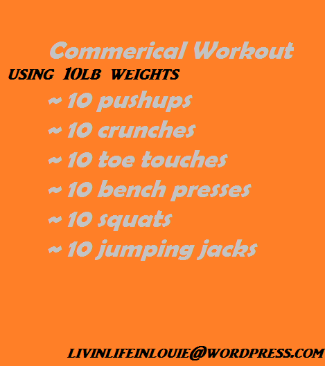 commerical workout